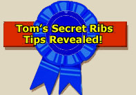 The method for cooking ribs is the primary secret!  Here are my secrets for you to enjoy!
